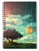 Birch Dreams Spiral Notebook