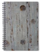 Birch - Fog 2 Spiral Notebook