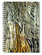 Birch Forest Spiral Notebook