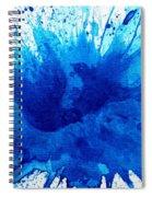 Bird Bath 4 Spiral Notebook