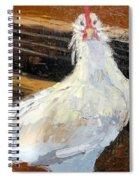 Bird Brain Spiral Notebook