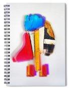 Bird Dude Spiral Notebook