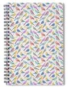 Bird Example Spiral Notebook