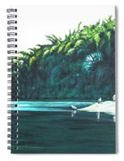 Bird Haven Spiral Notebook