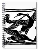 Bird Hunters Spiral Notebook