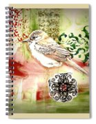 Bird Love Spiral Notebook