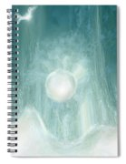 Bird Of Elysian Spiral Notebook