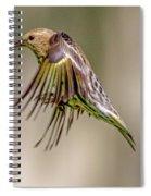 Bird2 Spiral Notebook