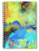 Birdland Spiral Notebook