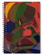 Birds. Spiral Notebook
