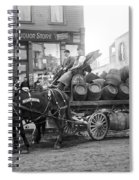 Birk Brothers Brewing Company C. 1895 Spiral Notebook