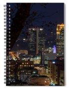 Birmingham Skies Spiral Notebook