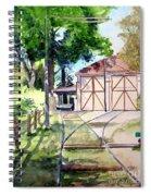 Birney Trolley Barn Spiral Notebook