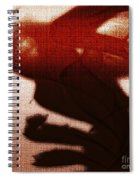 Birth Of A Dark Spirit Spiral Notebook