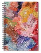 Birth Of Passion Spiral Notebook
