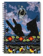 Birth Of The Universe Spiral Notebook