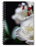 Birthday Roses Spiral Notebook