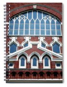 Birthplace Of Bluegrass- Photography By Linda Woods Spiral Notebook