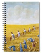 Bishop Hill Colony, 1875 Spiral Notebook