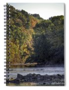 Bisset Park Morning Spiral Notebook