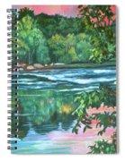 Bisset Park Rapids Spiral Notebook