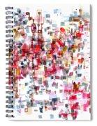 Bittersweet Meanderings Spiral Notebook