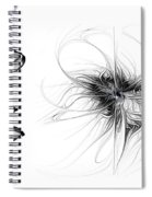 Black And White - 2 Spiral Notebook