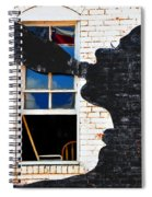 Black Betty Spiral Notebook