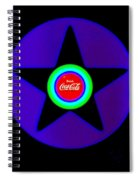 Black Spiral Notebook
