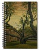 Black Cherry Spiral Notebook
