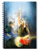 Black Country Communion 02 Spiral Notebook