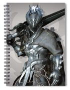 Black Desert Online Spiral Notebook