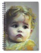 Black Eyes Spiral Notebook