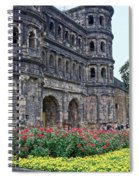 Black Gate Trier Spiral Notebook