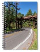 Black Hills Bridge 1 Spiral Notebook