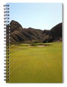 Black Jack's Crossing Golf Course Hole 11 Spiral Notebook