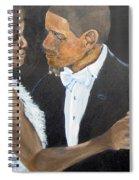 Black Love Is Black Power Spiral Notebook