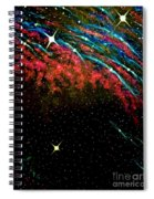 Black Out Spiral Notebook