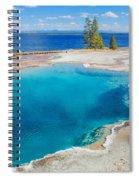 Black Pool Spiral Notebook