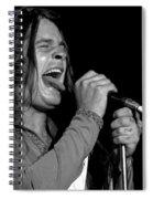 Black Sabbath Time Spiral Notebook