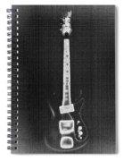 Black Thunder Spiral Notebook