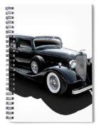 Black Tie Affair Spiral Notebook