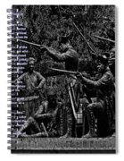Black When Haitians Were Heroes In America Series Print No. 2 With Text Spiral Notebook