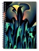 Blackbird Spiral Notebook
