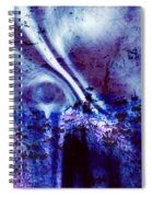 Blackest Eyes Spiral Notebook