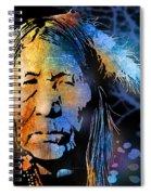 Blackfoot Woman Spiral Notebook