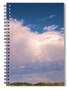 Blackhawk Sd Rainbow Spiral Notebook