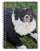 Blackie Spiral Notebook