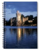 Blackrock Castle, River Lee, Near Cork Spiral Notebook