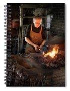 Blacksmith - Blacksmiths Like It Hot Spiral Notebook